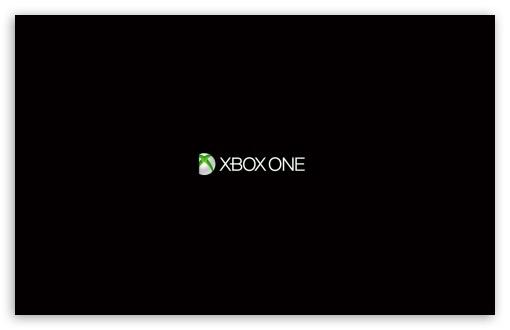 Download Xbox One black UltraHD Wallpaper