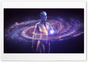 Mass Effect Trilogy, Liara,...