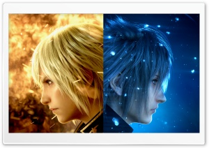 Final Fantasy XV Characters...