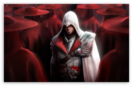Download Assassin's Creed Brotherhood UltraHD Wallpaper