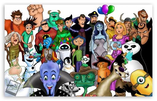Download Tatangs Art_Character Collection UltraHD Wallpaper