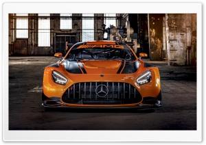 2019 Mercedes AMG GT3 Sports Car