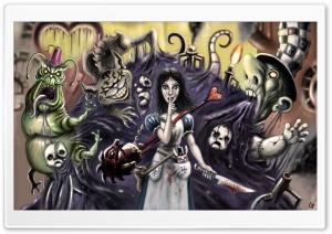 Alice Madness Returns Nightmare
