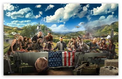 Download Far Cry 5 UltraHD Wallpaper