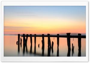 Sea Sun Set
