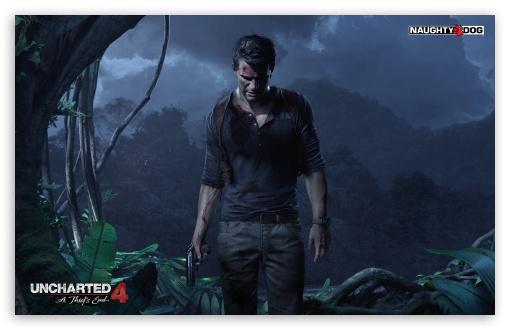 Download Uncharted 4 A Thiefs End UltraHD Wallpaper