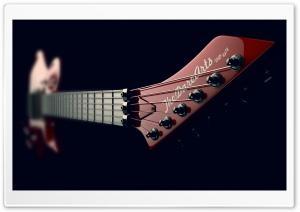 Electric Guitar Neck Design