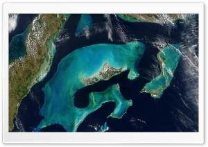 Impressive Islands Satelite View
