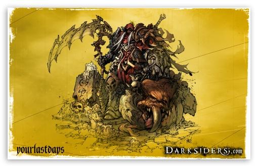 Download Darksiders UltraHD Wallpaper
