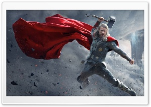 2013 Thor The Dark World Wide