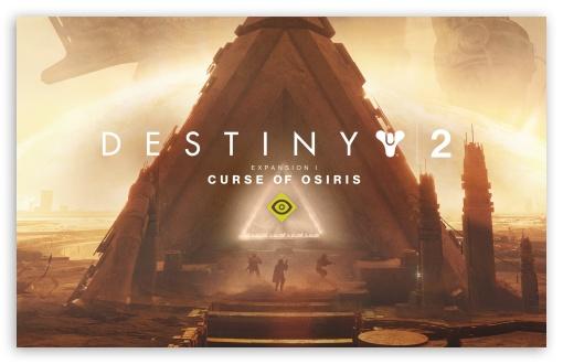 Download Destiny 2 Expansion 1 Curse of Osiris DLC UltraHD Wallpaper
