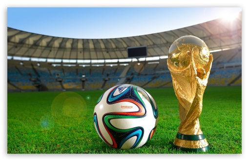 Download 20th FIFA World Cup UltraHD Wallpaper