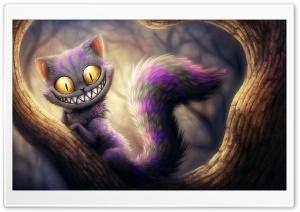 Cheshire Cat, Alice's...