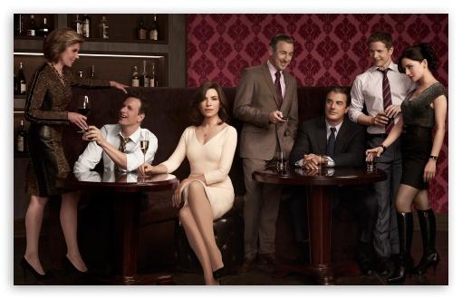 Download The Good Wife TV Show UltraHD Wallpaper