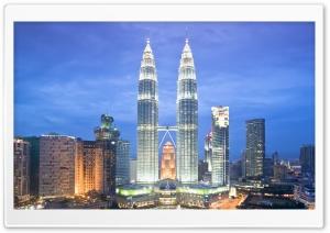 Petronas Towers, Kuala...