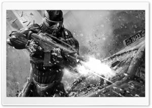Crysis 2 BW
