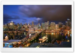 Darling Harbour-Sidney