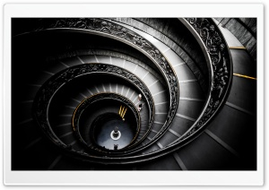 Spiral Stairs, Vatican Museums