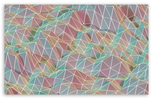 Download Low Poly Abstract Background UltraHD Wallpaper