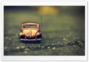 Volkswagen Beetle Toy