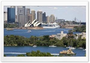 An Incredible Cityscape