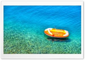 Inflatable Boat in Kroatia