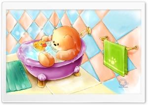 Bathe With Ducky