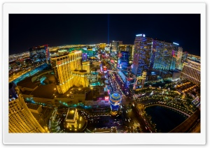 Las Vegas Aerial View