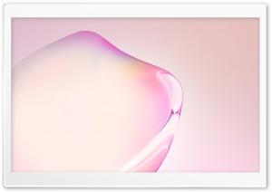 Pink Water Drop Background