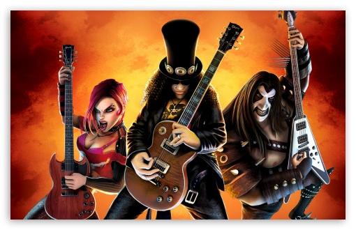 Download Guitar Hero III The Legends of Rock UltraHD Wallpaper