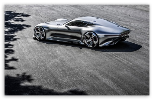 Download Mercedes Benz AMG Vision Gran Turismo UltraHD Wallpaper