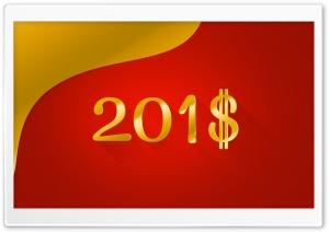2018 New Year Dollars