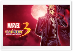 Marvel vs Capcom 3 - Wesker