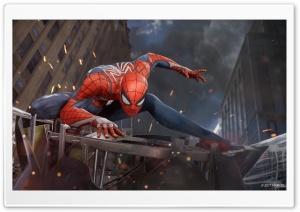 Marvels Spider-Man PS4 E3 2017