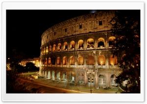 Amphitheatre in Rome, Italy