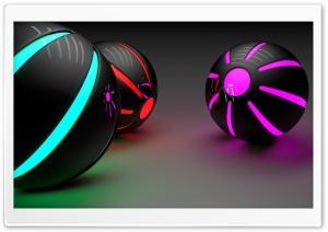 Luminic Spheres