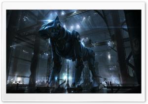 Giant Robot Dog