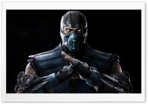 Mortal Kombat X Sub Zero 4K