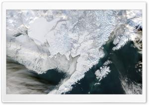 Alaska Seen from Space