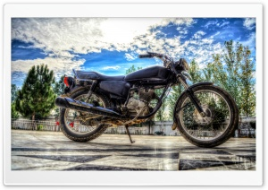 Honda CG125 CC