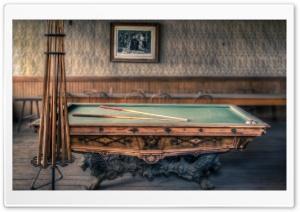 Famliy Billiards Table