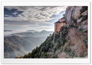 Santa Cova de Montserrat...