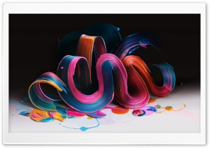 Awesome Colorful Paint 3D