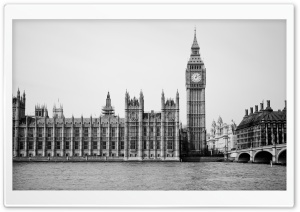 Palace Of Westminster Black...