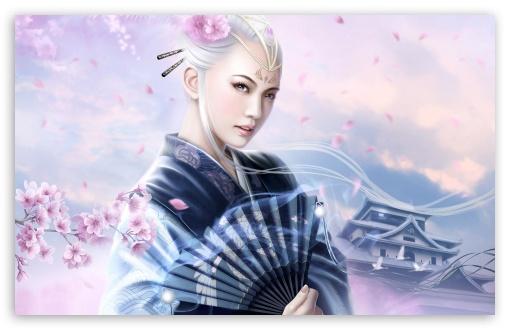 Download Kakita Taminoko UltraHD Wallpaper
