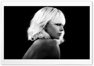Charlize Theron Atomic Blonde...