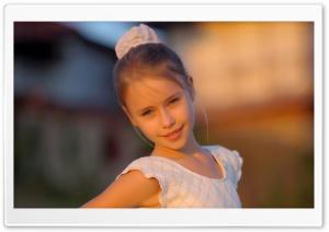 Hanna Portrait at Sunset