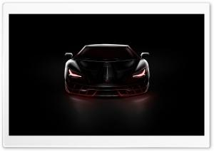 2020 Lamborghini Centenario