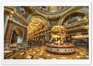 Lobby Of The Venetian