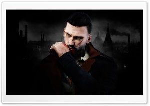 Vampyr (2018 video game) Vampire